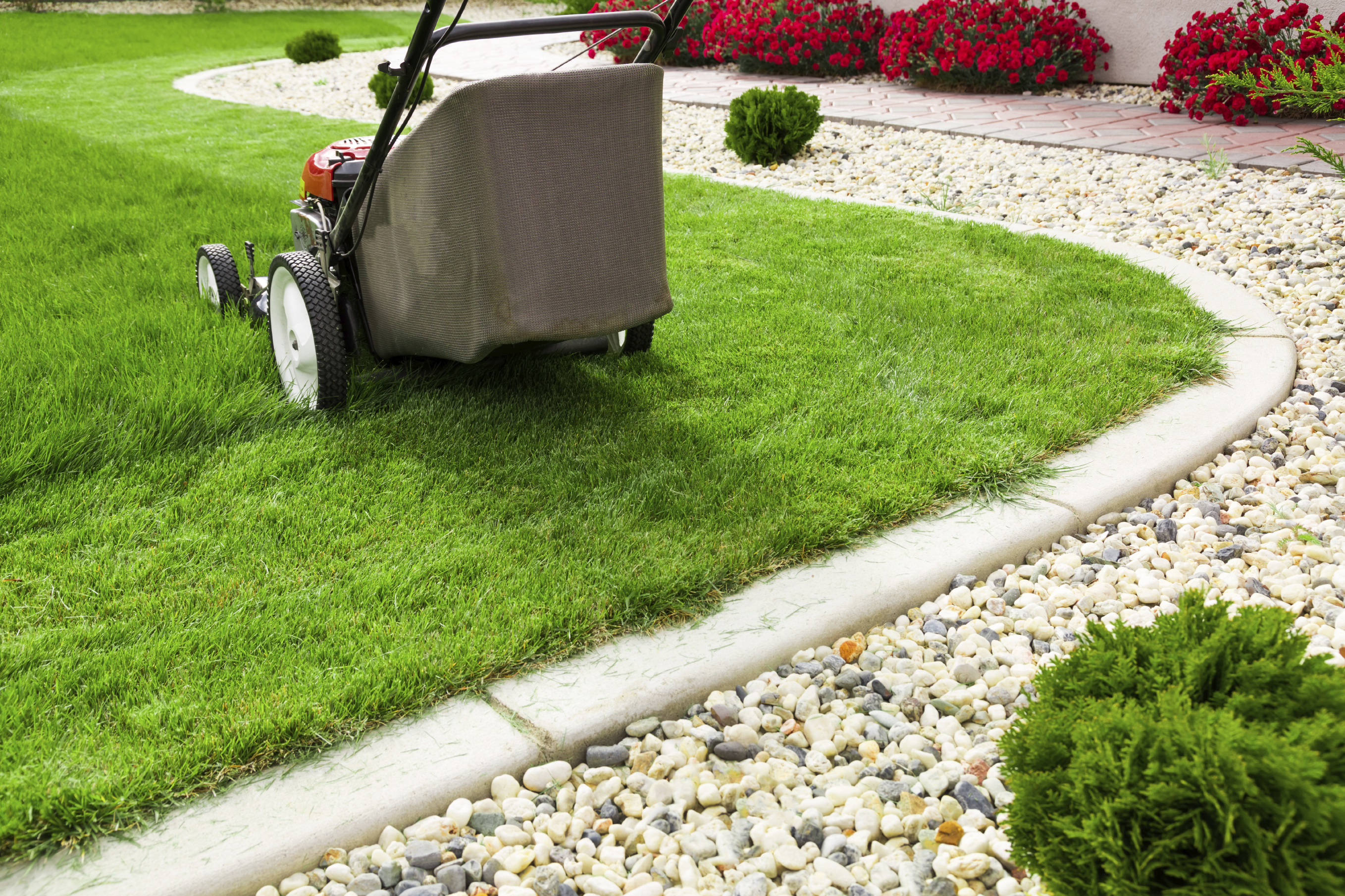 Landscaping answering service virtual receptionist for Garden care maintenance